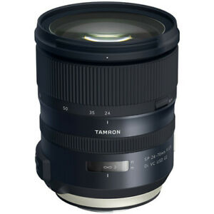 Tamron 24-70mm f/2.8 Di VC USD G2 Lens for Nikon