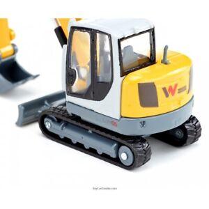 SIKU 3559  1.50 SCALE Wacker Neuson ET65 tracked excavator