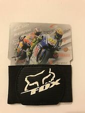 Fox Racing motorcycle shifter shoe boot protector