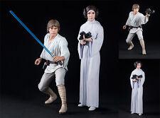 1/10 Star Wars Luke Skywalker Princess Leia ARTFX Figure Statue KOTOBUKIYA Sw89