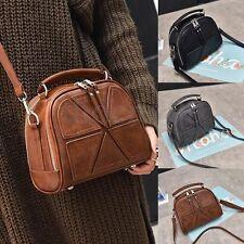 AU Women Leather Shoulder Bag Messenger Crossbody Hobo Satchel Tote Handbag New