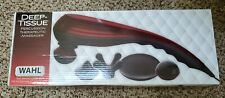 Wahl Deep Tissue Percussion Therapeutic Handheld Massager, Variable Intensity