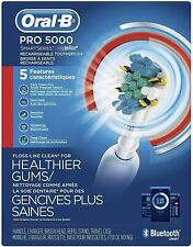 Oral-B Pro 5000 Rechargeable Electric Power Toothbrush 3757