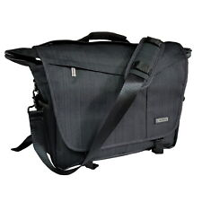 Women Men DSLR Camera Case Bag Black Photography Shoulder Sling Messenger Unisex