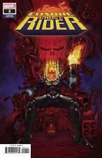 COSMIC GHOST RIDER #2 SUPERLOG VARIANT CATES Marvel Comics NM