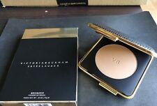 NIB Victoria Beckham Estee Lauder Bronzer (limited) .42 oz. /12g SAFFRON SUN