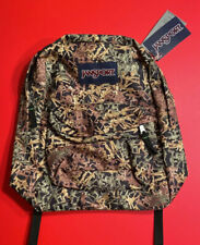 JANSPORT Backpack Toy Army Men Camouflage NWT Boys 100% Authentic Back to School