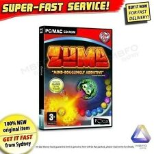 Zuma game for PC (NEW) Windows 7 XP Vista software strategy kids toys boys girls