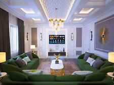 3D Architectural and interior Visualization