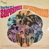 Diana Ross & The Supremes -  Reflections - Vinyl LP Album - UK - STML 11073