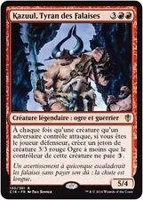 MTG Magic C16 - Kazuul, Tyrant of the Cliffs/Tyran des Falaises, French/VF