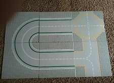 Lot of 6 Vintage lego base plate roads and airport