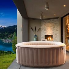 Whirlpool MSpa In-Outdoor Pool Wellness Heizung Massage aufblasbar Spa
