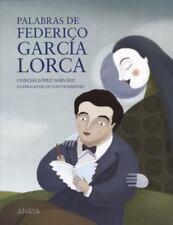 Palabras de Federico Garcia Lorca (Spanish Edition)-ExLibrary