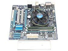 Gigabyte GA-H55M-D2H REV:1.4 1156 HDMI Motherboard + i3 540 + 4GB DDR3 ram