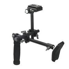 FOTGA Single Hand Grip Video Shoulder Stabilizer Support Rig fr 5D 2 3 7D 7D D90