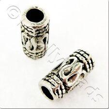 Nickel Tube Jewellery Making Beads