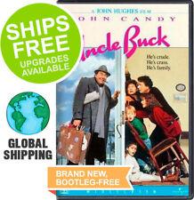 Uncle Buck (DVD, 1998, Widescreen) NEW, John Candy, John Hughes