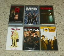 Sony PSP / UMD - Video Lot (X6) - Men in Black, Office Space & Four Other Titles