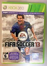 FIFA Soccer 13 (Microsoft Xbox 360, 2012)
