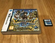 Dragon Quest IX Sentinels Of The Starry Skies - Nintendo DS Game. PAL (DSi XL)