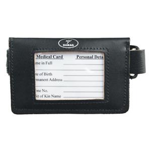 Leather Medical Armband