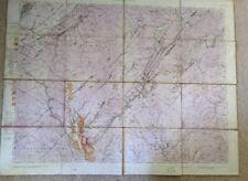 More details for sale 1889 ordnance survey os geological survey  map tweedsmuir  moffat sheet 16