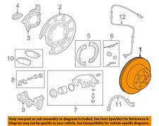Chevrolet GM OEM 15-18 Tahoe-Disc Brake Rotor 84223345