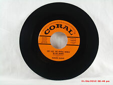 BARBARA McNAIR-(45)-HE'S GOT THE WHOLE WORLD IN HIS HANDS /FLIPPED OVER YOU-1958