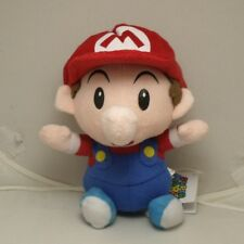 New Nintendo Super Baby Mario Plush Figure