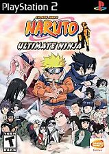 Naruto Ultimate Ninja 2 PLAYSTATION 2 (PS2) Fighting (Video Game)