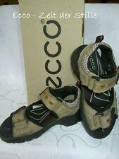 ECCO Gr.26 Klett beige orange Sandalen Schuhe Jungen
