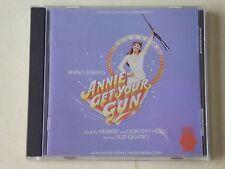 Annie Get Your Gun Original London Cast Recording - Suzi Quatro 1986 CD