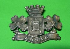 PIN BADGE  FOR ARRAS