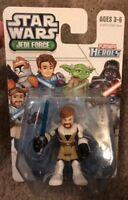 Star Wars Playskool Heroes Jedi Force Obi-Wan Kenobi