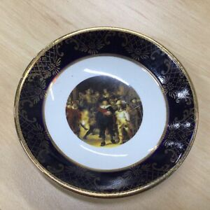 Weatherby Hanley Royal Falcon Ware England Trinket Tray #596