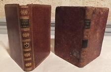 2 livres 19ème contes d'une marraine Bertin  + caractères de l'enfance Choquet