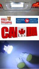 2pcs COB White 6000k LED T10 194 158 168 912 Map Dome License Plate Light Bulb