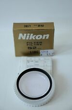 Nikon L1 BC 52mm skylight filter new in box