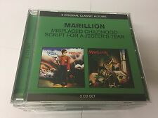 Marillion - Misplaced Childhood / Script For A Jester's Tear - 2 CD - MINT