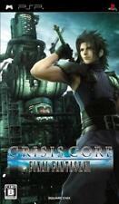 PSP Crisis Core: Final Fantasy VII FF 7 Japan PlayStation Portable