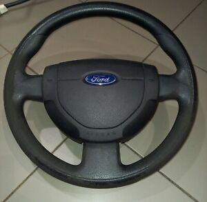 Volant + Airbag de Ford Fiesta 5 Phase 2  1.4TDCI de Novembre 2001 à Juin 2008
