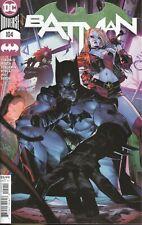 Batman #104 Cover A Jorge Jimenez Vf/Nm 2020 Dc Comics Hohc