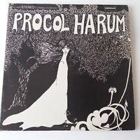 Procol Harum - Self Titled - Vinyl LP US 1st Press 1967 Stereo Whiter Shade
