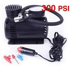 12V 300PSI Mini Air Compressor Auto Car Electric Tire Air Inflator Pump Portable