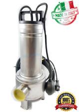 Pompa sommersa acque nere LOWARA DOMO 10 VX/B elettropompa per fogna sporche