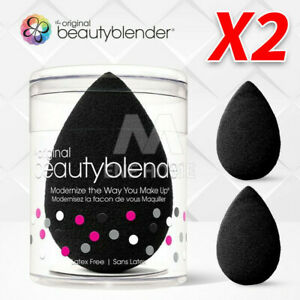 X2 AU Stock The Pro BeautyBlender Makeup Applicator Black Beauty Blender Sponge