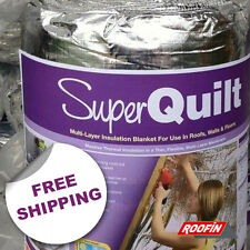 YBS Superquilt 19 Layered Multi Foil Insulation 1.2 x 10m - Sample