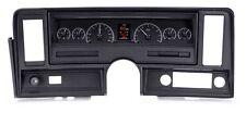 Dakota Digital 69-76 Chevy Nova Customizable Gauges Kit Black HDX-69C-NOV-K