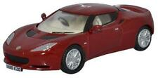 Oxford Diecast 76LEV001 Lotus Evora Canyon Red 1:76 Scale